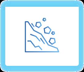 路基、滑坡、岩石监测应用