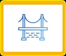 大型桥梁结构健康监测应用