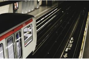 地铁隧道监测应用